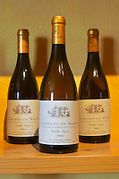 vieilles vignes chateau de nages rhone france