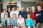 Margaret and Pat Murphy from Balloonagh Estate celebrating their 50th Wedding Anniversary with family and friends on Friday. Front l-r  Nora Kelly, Pat Murphy, Margaret Murphy and Eilish Cleary.. Back l-r  Olive Murphy, Paula Murphy, Michael Murphy, Peter Murphy, Michael Murphy, Zara Murphy, John Cleary and Dave Murphy.