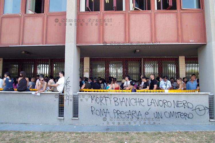 Ufficio Di Collocamento Roma : Ufficio di collocamento per badanti tra scarpe pasta e speranze