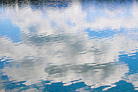 """""""HEAVENLY REFLECTIONS""""<br /> <br /> (1) 42 X 30 canvas print $2,500<br /> (1) 36 X 24 canvas print $ 2,000<br /> <br /> 17 x 12.5 signed paper print<br /> 1/50 $95.00<br /> <br /> <br /> <br /> <br /> <br /> <br /> White clouds drifting on blue water"""