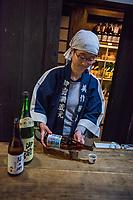 Sake brewer