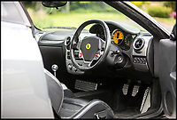 BNPS.co.uk (01202 558833)<br />Pic:     SilverstoneAuctions/BNPS<br /> <br /> A Ferrari that Gordon Ramsay was once forced to sell due to financial difficulties has emerged for sale once again for £135,000.<br /> <br /> The TV chef bought the V8 motor from new in 2005 but had to part with it four years later when his restaurant empire was hit by the recession.<br /> <br /> At the time the Kitchen Nightmares star had even been advised to file for bankruptcy and his prized Ferrari had to be sacrificed.<br /> <br /> Since then Ramsay, 52, has recovered financially and the Ferrari has had a further two owners.