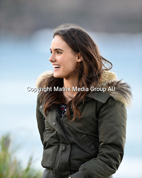 1 JUNE 2015 SYDNEY AUSTRALIA<br /> <br /> EXCLUSIVE PICTURES<br /> <br /> Home &amp; Away Filming At Palm Beach<br /> <br /> Pictured in todays shoot, Bonnie Sveen, Kyle Pryor, Pia Miller and Nic Westaway doing scenes at the North Palm Beach Surf Club. <br /> <br /> *No internet without clearance*.MUST CALL PRIOR TO USE +61 2 9211-1088. Matrix Media Group.Note: All editorial images subject to the following: For editorial use only. Additional clearance required for commercial, wireless, internet or promotional use.Images may not be altered or modified. Matrix Media Group makes no representations or warranties regarding names, trademarks or logos appearing in the images.