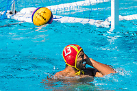 13 HRYSANTHOS Anthony gk redcap AUS  <br /> FRA (white cap) -  AUS (blue cap)<br /> Preliminary Round Water Polo Women<br /> Day06  19/07/2017 <br /> XVII FINA World Championships Aquatics<br /> Alfred Hajos Complex Margaret Island  <br /> Budapest Hungary <br /> Photo @ Deepbluemedia/Insidefoto