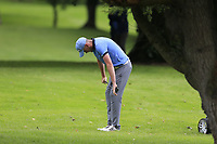 Robert Brazill (Naas) during the final round at the Mullingar Scratch Trophy, the final event in the Bridgestone order of merit Mullingar Golf Club, Mullingar, West Meath, Ireland. 11/08/2019.<br /> Picture Fran Caffrey / Golffile.ie<br /> <br /> All photo usage must carry mandatory copyright credit (© Golffile | Fran Caffrey)