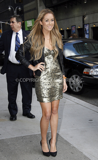 WWW.ACEPIXS.COM . . . . .  ....April 23 2009, New York City....Lauren Conrad made an appearance at the 'Late Show with David Letterman' at the Ed Sullivan Theater on April 23, 2009 in New York City....Please byline: NANCY RIVERA- ACE PICTURES.... *** ***..Ace Pictures, Inc:  ..tel: (212) 243 8787 or (646) 769 0430..e-mail: info@acepixs.com..web: http://www.acepixs.com