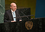 Question of equitable representation on and increase in the membership of the Security Council and other matters related to the Security Council [item 122]<br /> <br /> <br /> GEORGIA