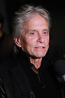 NEW YORK, NY - NOVEMBER 30: Michael Douglas at  Cocaine Godmother: The Griselda Blanco Story Screening at NeueHouse Madison Square on November 30, 2017 in New York City. Credit: Diego Corredor/MediaPunch /NortePhoto NORTEPHOTOMEXICO