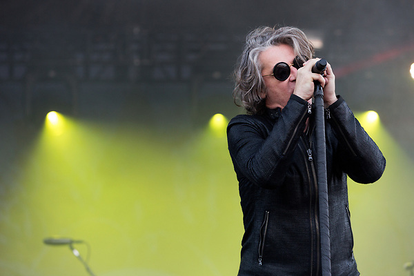 May 6, 2016. Concord, North Carolina. <br />  Ed Roland of Collective Soul.<br />  The 2016 Carolina Rebellion was held over May 6-8 next to the Charlotte Motor Speedway and featured over 50 bands including headliners Lynyrd Skynyrd, The Scorpions, Five Finger Death Punch, Disturbed, and Rob Zombie.