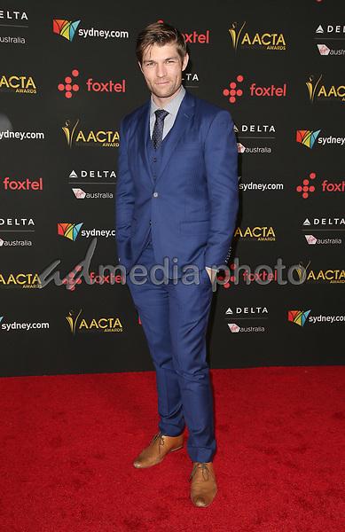05 January 2018 - Hollywood, California - Liam McIntyre. 7th AACTA International Awards held at Avalon Hollywood. Photo Credit: F. Sadou/AdMedia