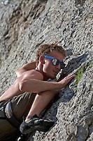 Rock Climbing Jackson Hole