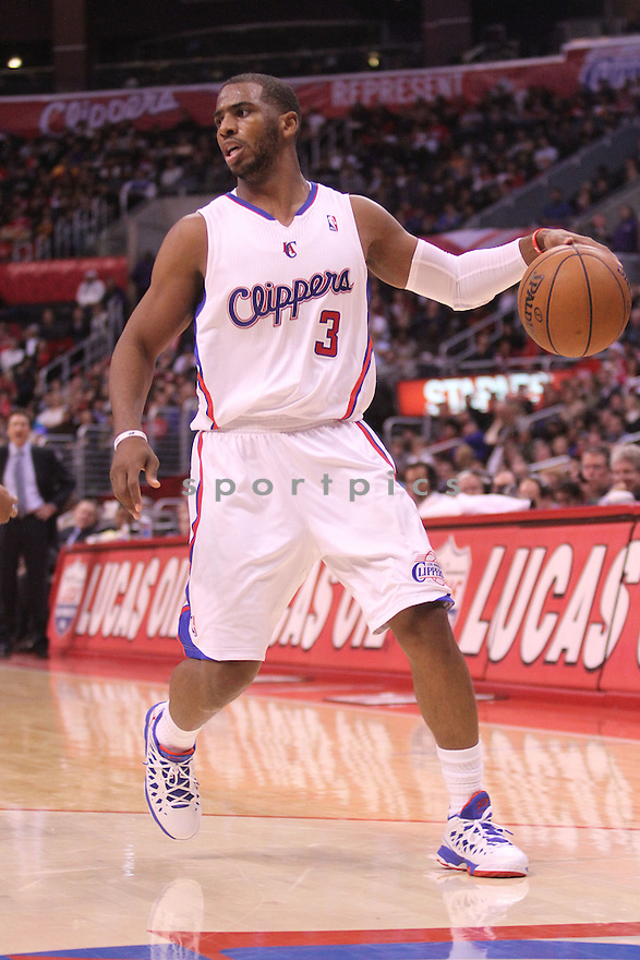 Los Angeles Clippers Chris Paul (3)