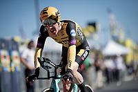 Steven Kruijswijk (NED/Jumbo-Visma) rolling over the finish line<br /> <br /> Stage 13 (ITT): Pau to Pau(27km)<br /> 106th Tour de France 2019 (2.UWT)<br /> <br /> ©kramon