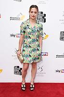 Zoe Tapper<br /> at the South Bank Sky Arts Awards 2017, Savoy Hotel, London. <br /> <br /> <br /> &copy;Ash Knotek  D3288  09/07/2017