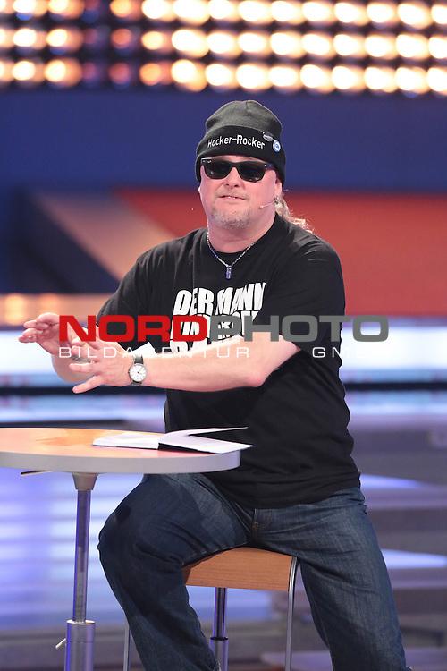 21.09.2013, Arena Trier, Trier, GER, Verstehen Sie Spa&szlig;, im Bild Markus Krebs (Stand-up Comedian)<br /> <br /> <br /> Foto &copy; nph / Schwarz