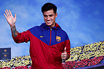 Philippe Coutinho photocall, new FC Barcelona player