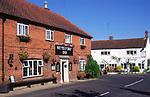 AMHK5D White Horse Inn Pub Netishead Norfolk England