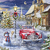 Marcello, CHRISTMAS LANDSCAPES, WEIHNACHTEN WINTERLANDSCHAFTEN, NAVIDAD PAISAJES DE INVIERNO, paintings+++++,ITMCXM2108,#xl#