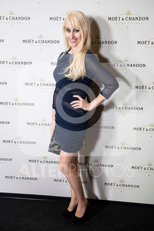 "Geraldine Larrosa (Innocence) attends to the photocall of the party ""OpenTheNow of Moët & Chandon in Madrid, December 02, 2015<br /> (ALTERPHOTOS/BorjaB.Hojas)"