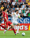 Mats Hummels, Mark Noble, The Final Germany-England, 06292009, U21 EURO 2009 in Sweden