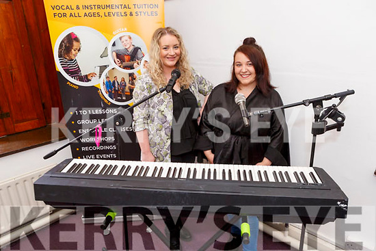 Lisa Curran and Amy Roche of Voiceworks Studio in Collis Sandes House who are opening on Tuesday 10th September.