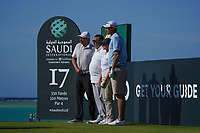 Nicolas Colsaerts (BEL) on the 17th during the Pro-Am of the Saudi International at the Royal Greens Golf and Country Club, King Abdullah Economic City, Saudi Arabia. 29/01/2020<br /> Picture: Golffile | Thos Caffrey<br /> <br /> <br /> All photo usage must carry mandatory copyright credit (© Golffile | Thos Caffrey)