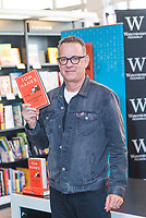 www.acepixs.com<br /> <br /> November 2 2017, London<br /> <br /> Tom Hanks signed copies of his new book 'Uncommon Type' at Waterstones Piccadilly on November 2, 2017 in London<br /> <br /> <br /> By Line: Famous/ACE Pictures<br /> <br /> <br /> ACE Pictures Inc<br /> Tel: 6467670430<br /> Email: info@acepixs.com<br /> www.acepixs.com