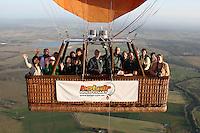 20131031 October 31 Hot Air Balloon Gold Coast