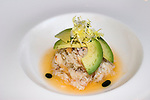 Crab Salad, Myth Restaurant, San Francisco, California