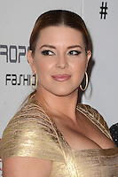 BURBANK, CA - OCTOBER 1: Alicia Machado at the Metropolitan Fashion Week Closing Gala & Awards Show, October 1, 2016 at Warner Bros Studios in Burbank, California. Credit: David Edwards/MediaPunch