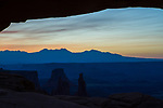 Sunrise at Mesa Arch - Canyonlands National Park