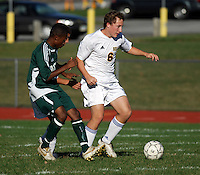 RHAM Boy's Soccer vs. NWC 10/22/2007