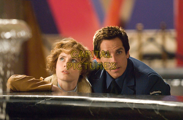 Amy Adams & Ben Stiller .in Night at the Museum 2 (Night at the Museum: Battle of the Smithsonian).*Filmstill - Editorial Use Only*.CAP/PLF.Supplied by Capital Pictures.