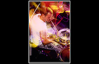 Gavin on Drums - The President's Men - The Limelight Club, Shaftesbury Avenue London W1 - 1988