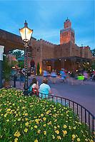 EUS- Epcot Morocco at Disney, Orlando FL 5 14