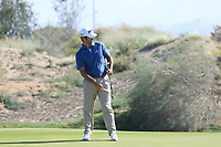Jorge Campillo (ESP) during the final round of the Oman Open, Al Mouj Golf, Muscat, Sultanate of Oman. 03/03/2019<br /> Picture: Golffile | Phil Inglis<br /> <br /> <br /> All photo usage must carry mandatory copyright credit (&copy; Golffile | Phil Inglis)