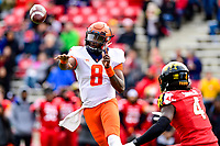 NCAA FOOTBALL: Illinois at Maryland