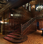 Krueger Grand Staircase. Photo by Matt Flynn © 2014 Cooper Hewitt, Smithsonian Design Museum