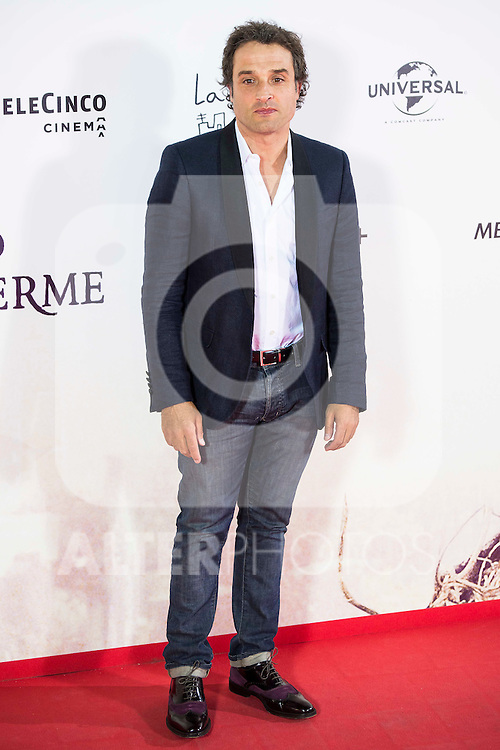 "Daniel Guzman during the premiere of the spanish film ""Un Monstruo Viene a Verme"" of J.A. Bayona at Teatro Real in Madrid. September 26, 2016. (ALTERPHOTOS/Borja B.Hojas)"