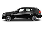 Driver side profile view of a 2012 Bmw X1 xDrive20d 5 Door Suv 2WD