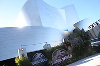 LOS ANGELES, CA - JUNE 12: Atmosphere, at Jurassic World: Fallen Kingdom Premiere at Walt Disney Concert Hall, Los Angeles Music Center in Los Angeles, California on June 12, 2018. Credit: Faye Sadou/MediaPunch