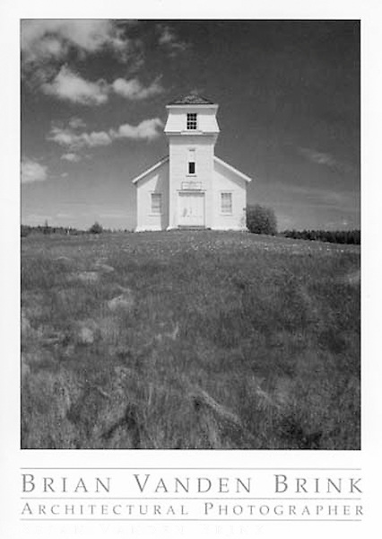 FINNISH CONGREGATIONAL CHURCH<br /> South Thomaston, Maine &copy; Brian Vanden Brink, 2004