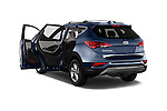 Car images of 2017 Hyundai Santa-Fe Sport 5 Door SUV Doors