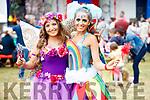Having fun at the Kilflynn Enchanted Fairy Festival, on Sunday last, wereChloe Morris (Poppy the Potion Fairy) and Brogan O'Sullivan (Ruby the Rainbow Fairy).