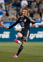 David Beckham.  The MLS All-Stars defeated Chelsea, 3-2.