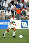 4 July 2003: Nikki Serlenga. The Carolina Courage defeated the Atlanta Beat 3-2 at SAS Stadium in Cary, NC in a regular season WUSA game.