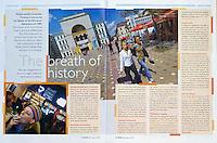 Slovak flight magazine SkyBlue<br /> IV.2007<br /> Photographer: Martin Fejer