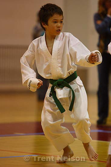 karate tournament<br />