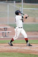 Gary Brown - San Francisco Giants - 2010 Instructional League.Photo by:  Bill Mitchell/Four Seam Images..