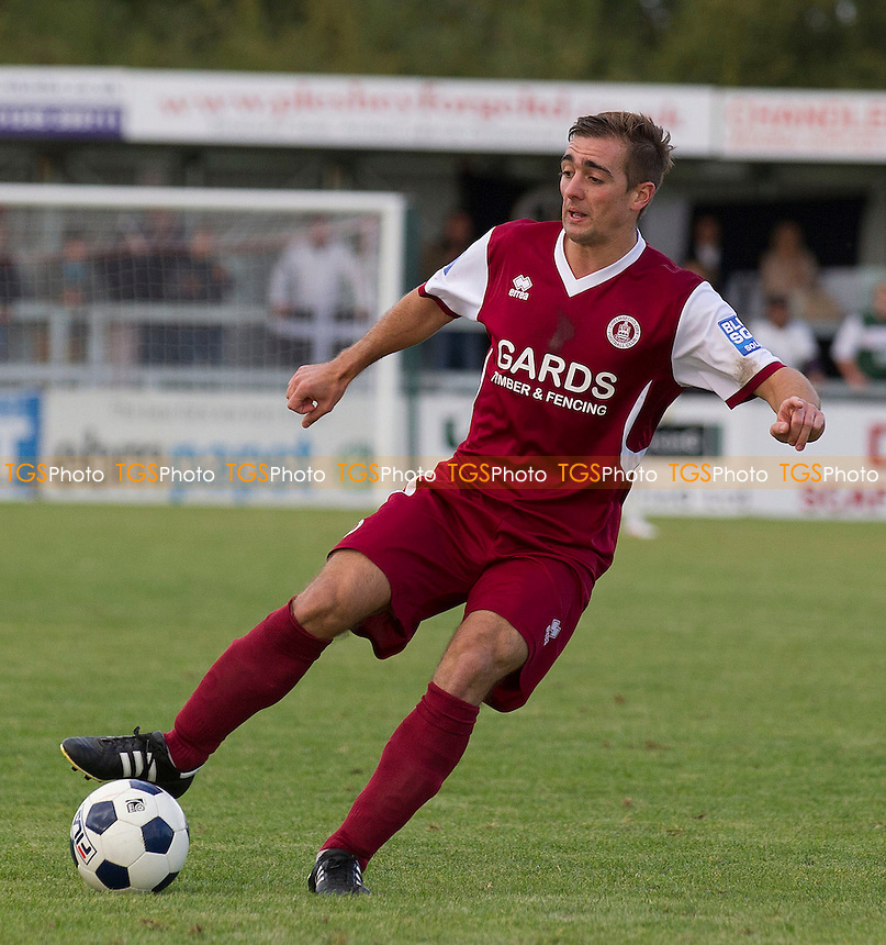 Craig Parker, Chelmsford City FC - Chelmsford City vs Truro City - Blue Square Conference Football at Melbourne Park, Chelmsford, Essex - 29/09/12 - MANDATORY CREDIT: Ray Lawrence/TGSPHOTO - Self billing applies where appropriate - 0845 094 6026 - contact@tgsphoto.co.uk - NO UNPAID USE.